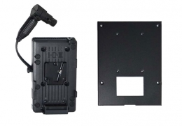 TVLogic 17'' Battery Adapter VESA - V-lock