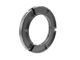 150-100mm  Clamp on Ring