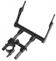 artemis Monitor Bracket 6'' / 140 mm Rods / no cla