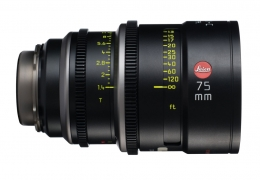 Leica Summilux-C T1.4/75mm - Feet Scale