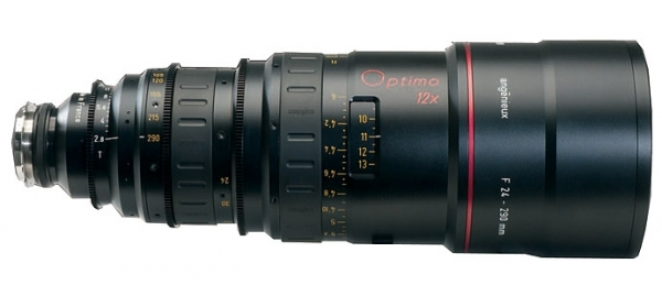 Optimo 24-290mm T2.8 PL - M Scale
