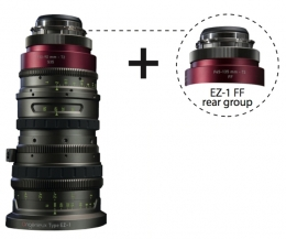 Angenieux EZ1 Pack (with FF rear) feet