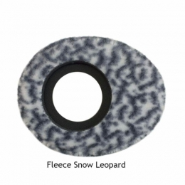 Bluestar Oval Large Eyecushion - Fleece SL