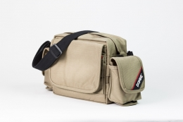 Domke Crosstown Courier Bag Tan/Black