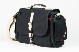 Domke Herald Bag Black/Sand