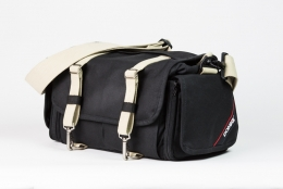 Domke Ledger Bag Black/Sand