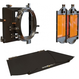 VIV 5'' Kit 1: 5x5'' 2-Stage Matte Box: Inc, Top F