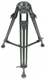 Alu tripod 1 stage 100mm bowl