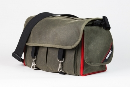 Domke Chronicle Bag Military/Black