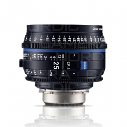 ZEISS CINE CP.3 25MM XD PL/MT