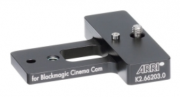 MBP-3 Adapter for Blackmagic Cine Camera
