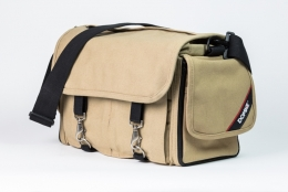 Domke Chronicle Bag Khaki/Black