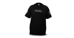 T-Shirt w/ W Logo - Men - Black - L