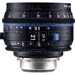 ZEISS CINE CP.3 21MM EF/MT
