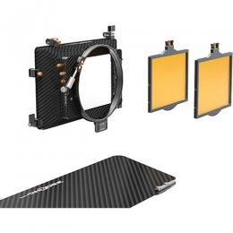 Misfit Kit 3: 4x5.65''  2-Stage Matte Box