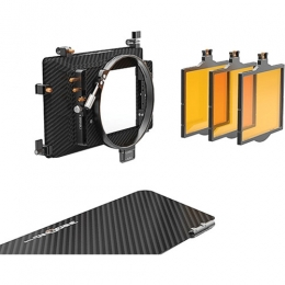 Misfit Kit 4: 4x5.65''  3-Stage Matte Box