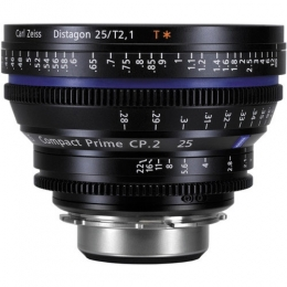 Zeiss Compact Primes 2 F 25/2.9T metric