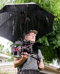 Easyrig Umbrella with Holder