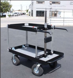 Steadi-Cam Case Cart