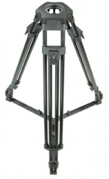 Alu tripod 1-stage 100mm bowl