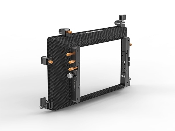 Misfit Matte box Lightweight 2-Stage, Carbon Fibre