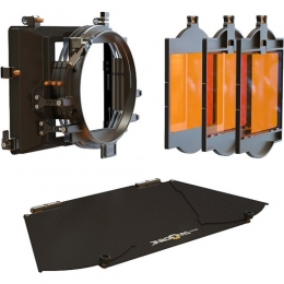 VIV 5'' Kit 2: 5x5'' 3-Stage Matte Box: Inc, Top F