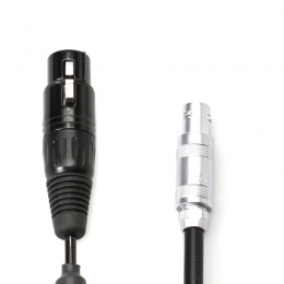 XLR4-F to Lemo2 - Power Cable