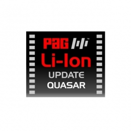 PAG Li-Ion Update for Quasar