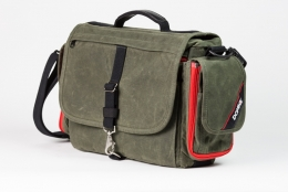Domke Metro Messenger Bag Military/Black