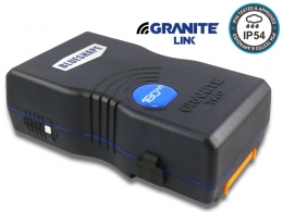 Granite TWO 180Wh 12Ah Vlock Li-Ion Battery - WIFI