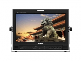TVLogic 17'' HD Multiformat Monitor.