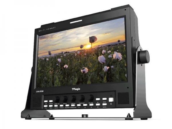 TVLogic 9'' Full-HD Multiformat Monitor