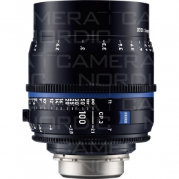 ZEISS CINE CP.3 100MM MFT/MT