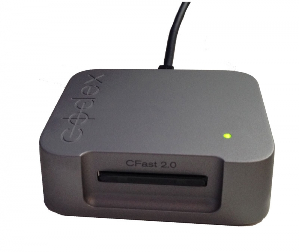 CFast 2.0 Card Reader