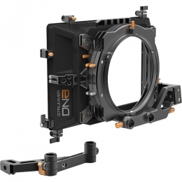 Strummer DNA Kit 5:  4x5.65'' 3-Stage Matte Box -