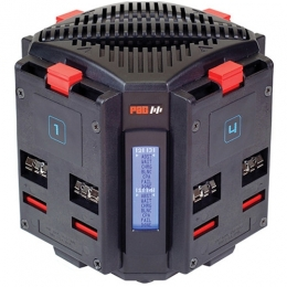 PAG Cube Charger (4 x PAGlok / iPC)