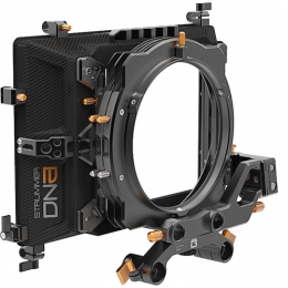 Strummer DNA Kit 4:  4x5.65'' 3-Stage Matte Box -