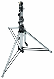 Manfrotto Shorter Wind-Up Stand w/Saftey