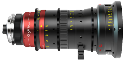 Optimo Anamorphic 56-152mm PL with ASU