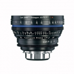 Zeiss Compact Prime PL 35/2.1 T - metric