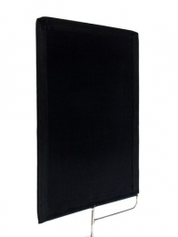 Avenger 18x24'' Solid Black Flag