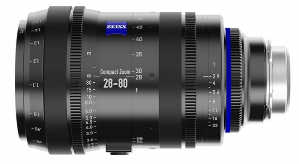 Zeiss Compact Zoom2 28-80/T2.9 PL - metric