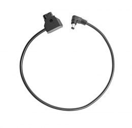 11-0839 BIT-839 Ptap to Right-Angle Barrel Power Cable (45cm)