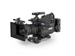 ALEXA Mini LF Ready to Shoot Set Gold Mount