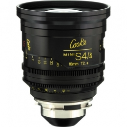 Cooke Mini S4/i 18mm T2.8 Metric PL