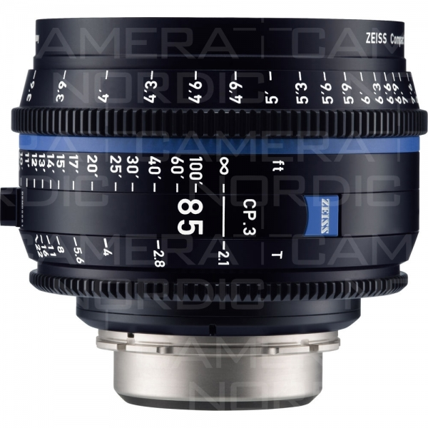 ZEISS CINE CP.3 85MM E/MT