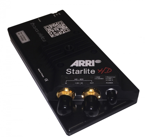 Transvideo Starlite HD-ARRI 5'' monitor