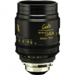 Cooke Mini S4/i 50mm T2.8 Metric PL