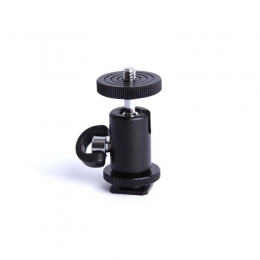 SmallHD Hot Shoe Ball Mount