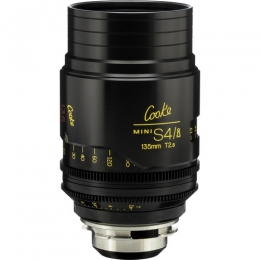 Cooke Mini S4/i 135mm T2.8 Metric PL
